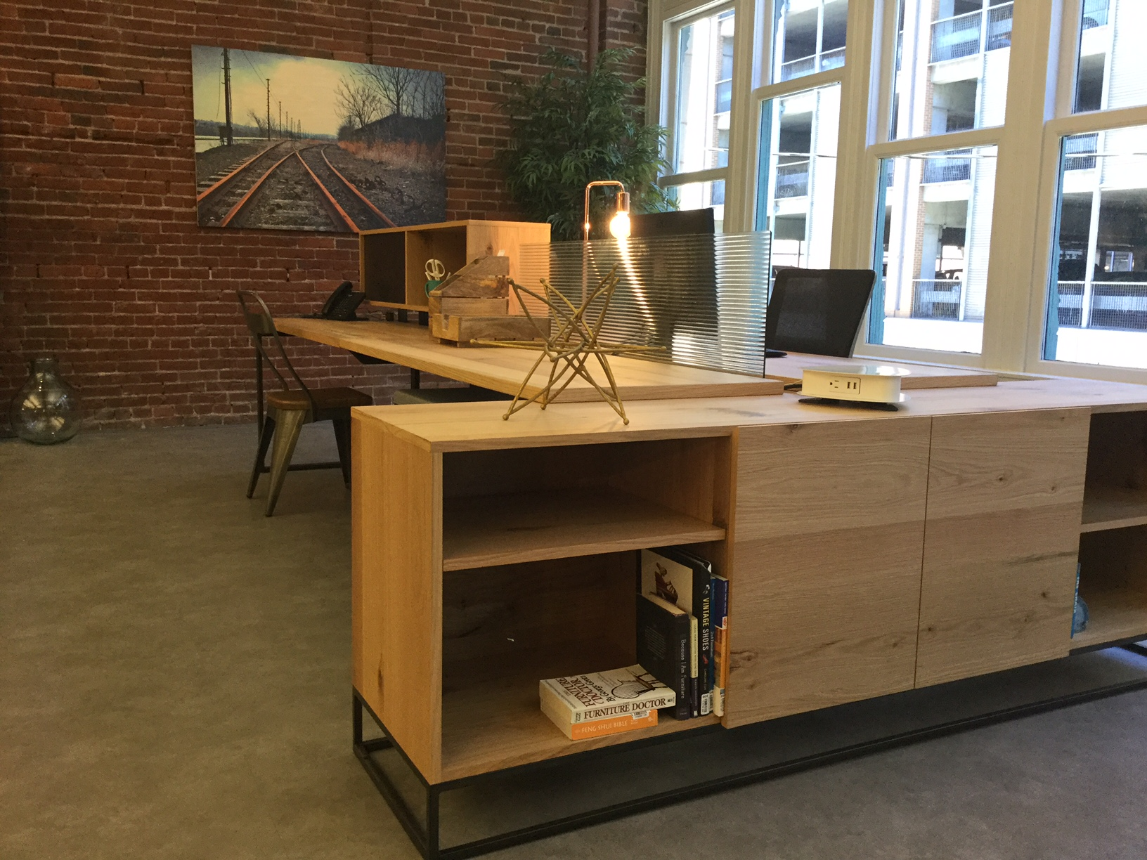 Used Industrial Furniture. Spotlight On West Elm Workspace\u0027s New  Industrial Desk Used Furniture