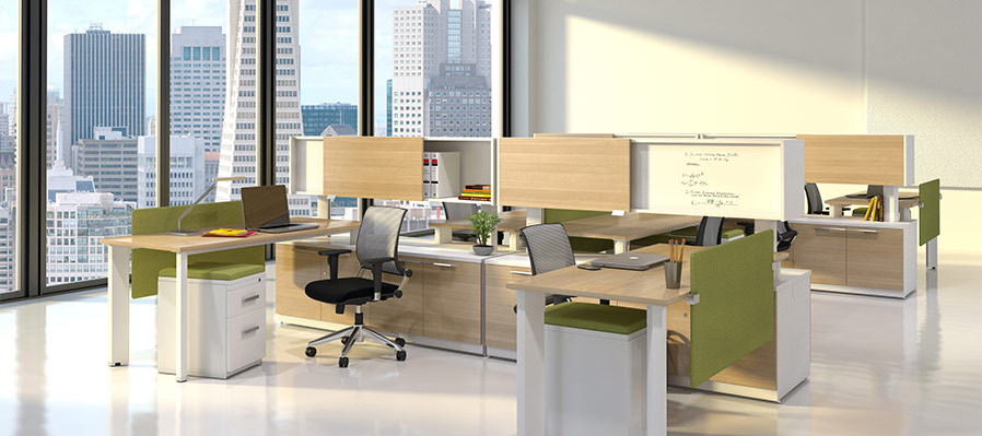 Office Furniture Anderson Interiors