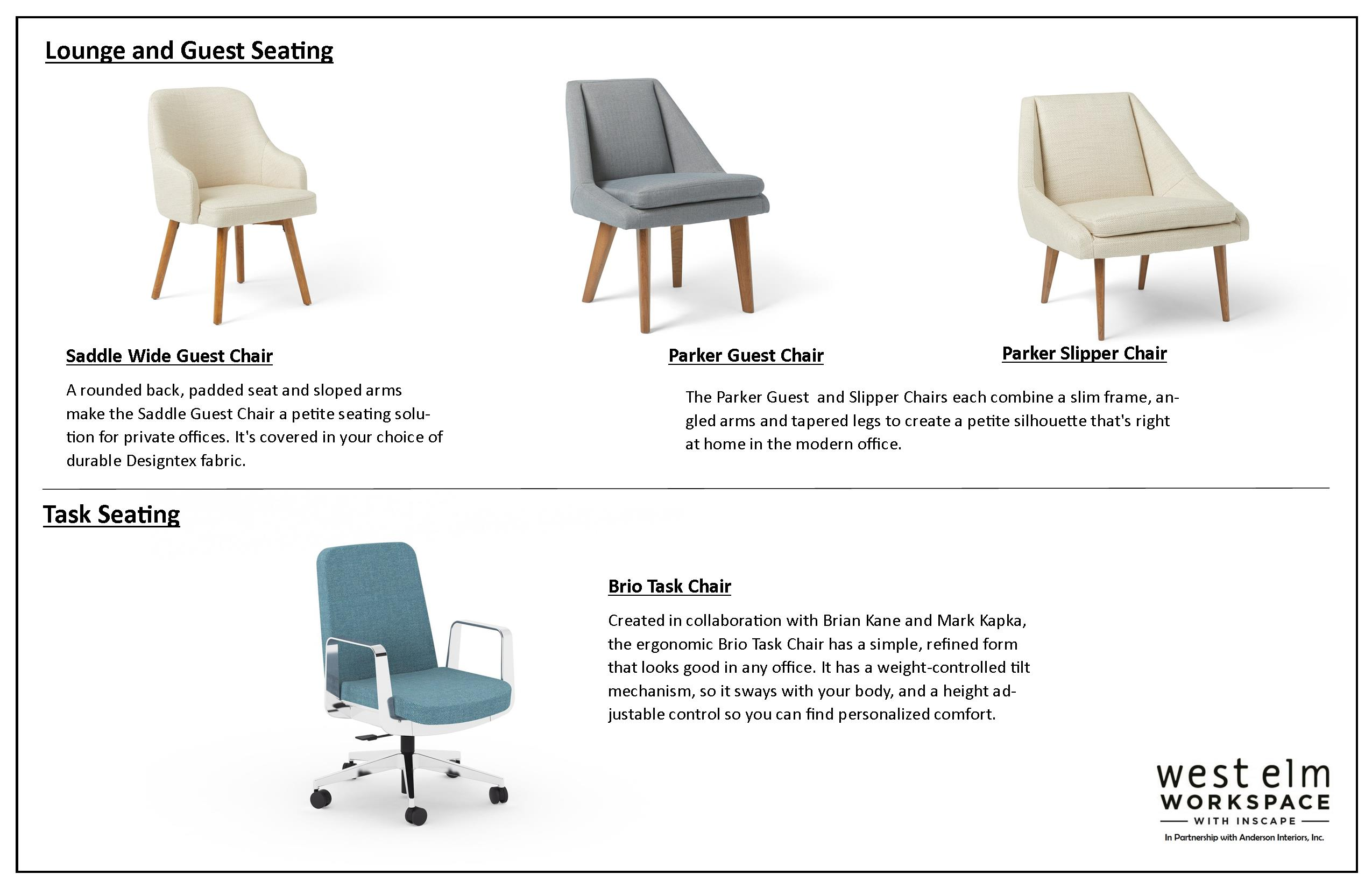 74 Andersons Office Furniture Designs Inc