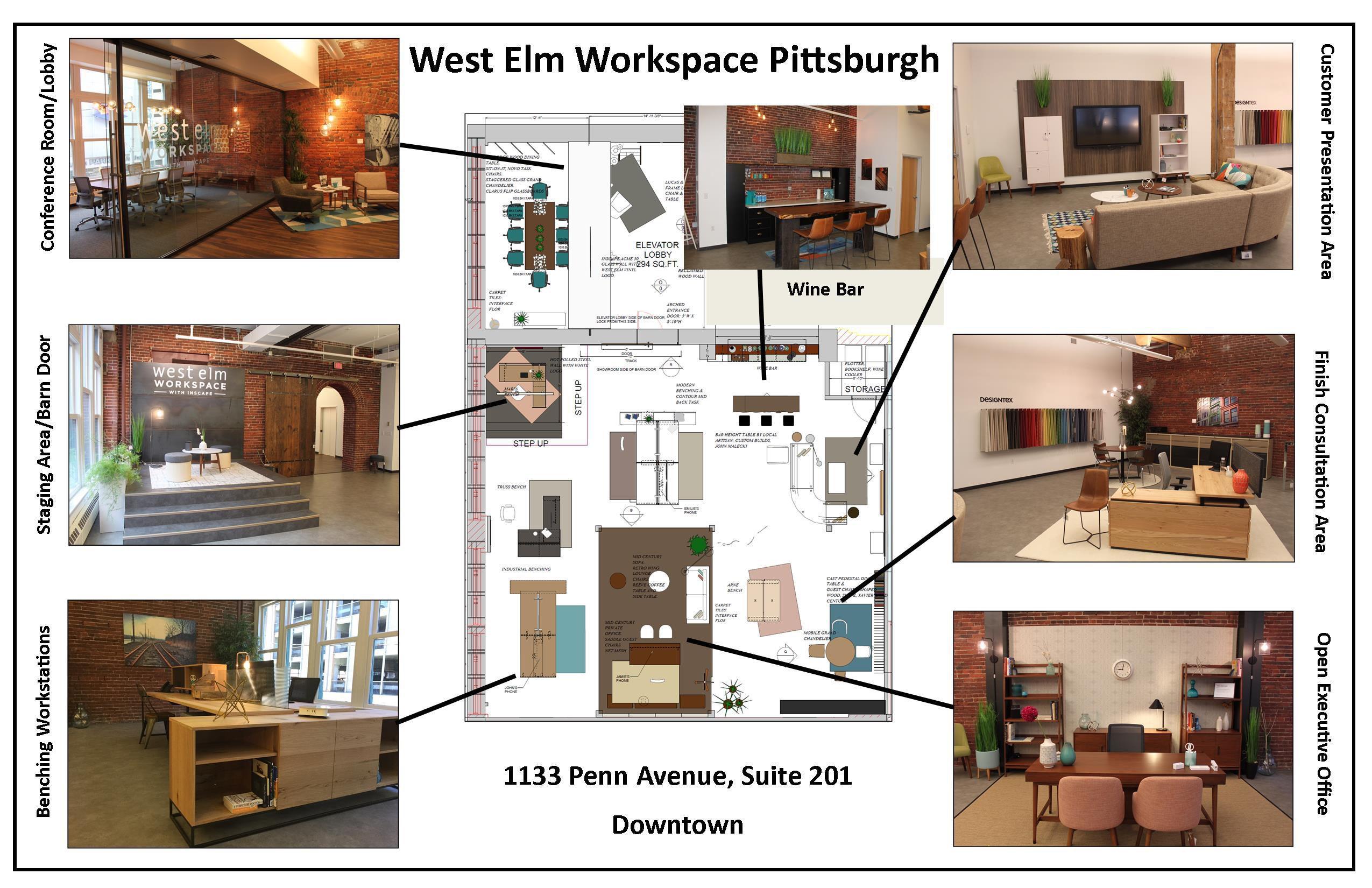 West Elm Workspace Pittsburgh Its Worth A Look